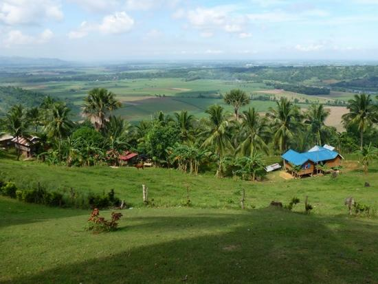 Kabankalan, Philippines: View from Balicaocao Highland Resort