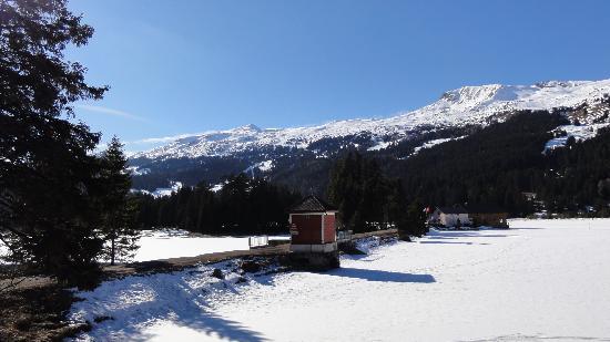 Sunstar Alpine Hotel Lenzerheide: Am See