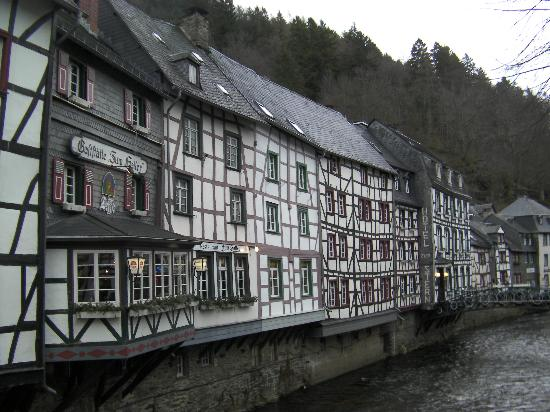 Monschau, Germany: town