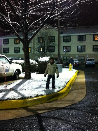 Extended Stay America - Washington, D.C. - Alexandria - Landmark: Snowy day in Alexandria