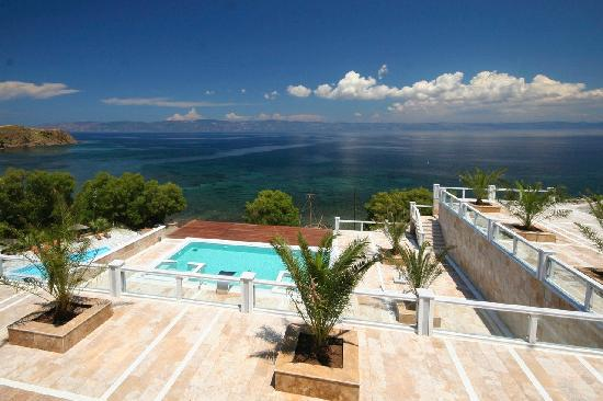 Eftalou, Greece: Wellness Pool