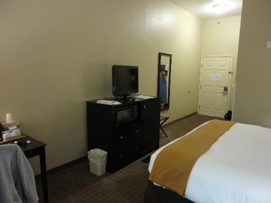 Holiday Inn Express Hotel & Suites Rancho Mirage - Palm Spgs Area : chambre