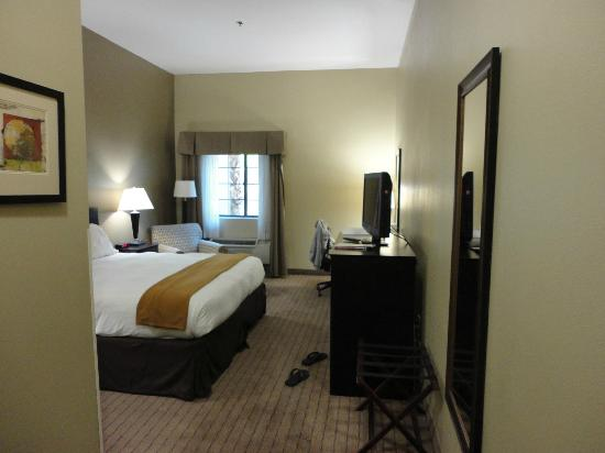 Holiday Inn Express Hotel & Suites Rancho Mirage - Palm Spgs Area: chambre