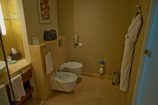 Yas Island Rotana: Badezimmer