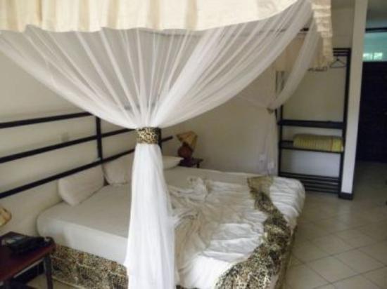 Kahama Hotel: Zimmer