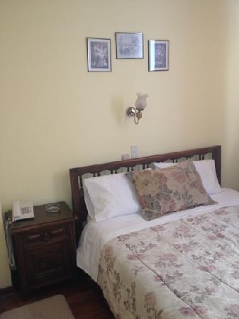 """Hotel Comercio: habitación """"tradicional"""""""