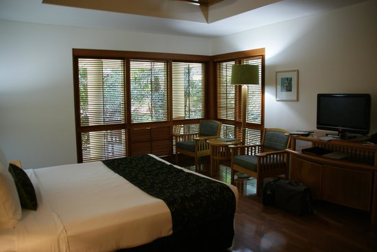 Green Island Resort: suite