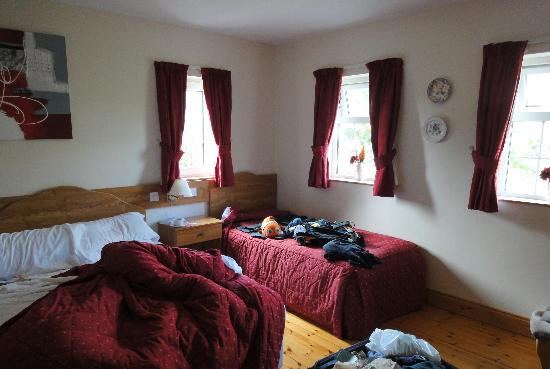 Fairylands Country House: Our room
