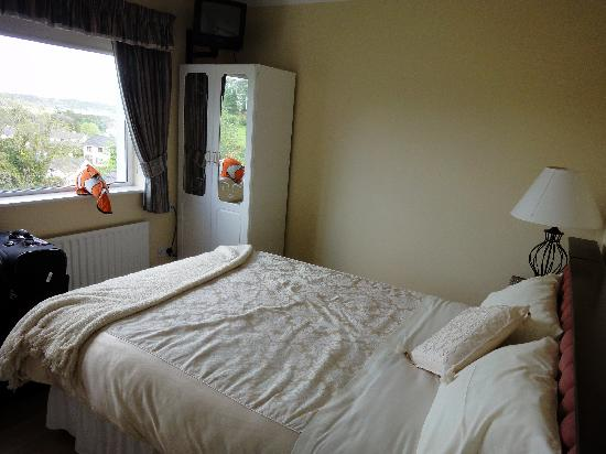Drumbeagh House: Our room