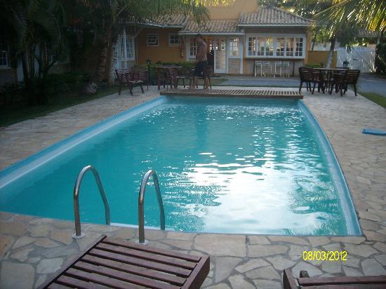 Hotel Pousada Luar de Buzios: pileta 2