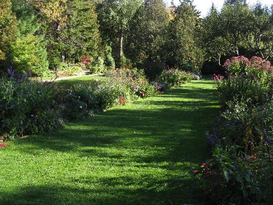 Asticou Terraces / Thuya Garden: Thuya Garden