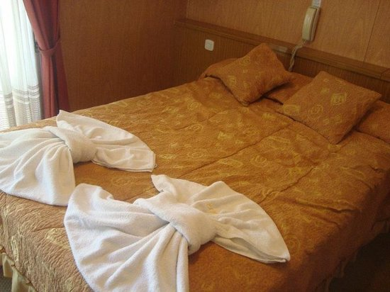Hotel Altair: Habitacion doble