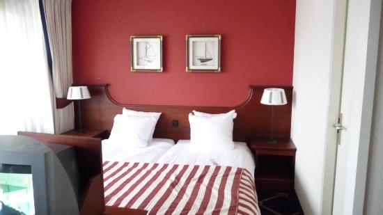 Ameland, Países Bajos: Comfort luxe kamer
