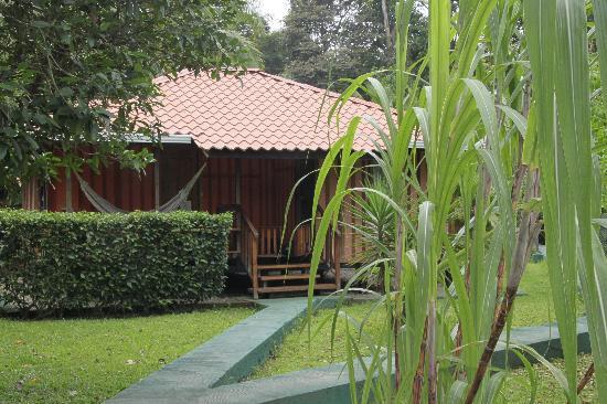 Coco Loco Lodge: Bungalow mit 2 Zimmern , jeweils mit Doppelbett