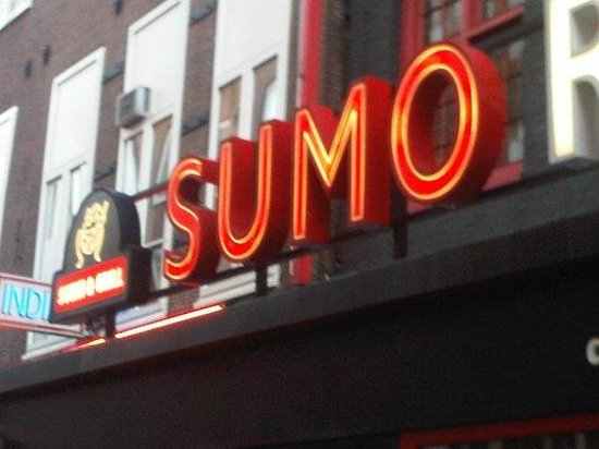 Photo of Japanese Restaurant SUMO Sushi & Grill Restaurant at Kleine Garmanplantsoen 17, Amsterdam 1017 PW, Netherlands