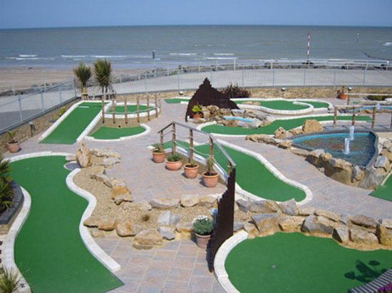 Margate, UK: 18 Hole Strokes Golf