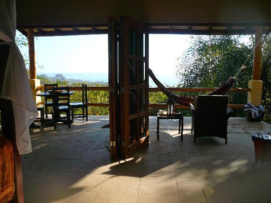 Casa Chameleon Hotel Mal Pais: Villa Vista