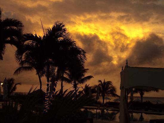 Club Med Columbus Isle: COUCHER SOLEIL