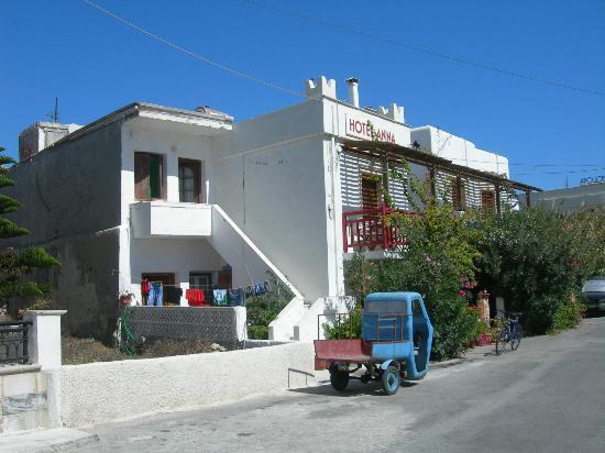 Anna Hotel Naxos