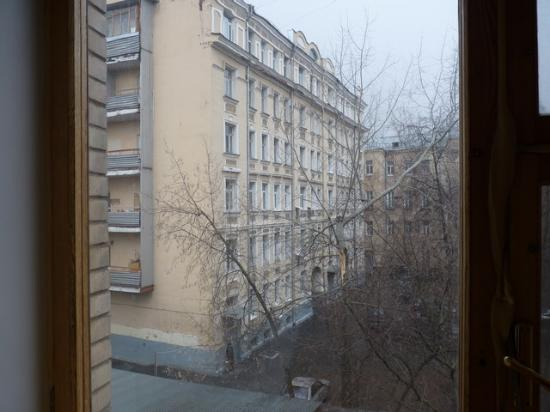 Arbat Hotel: The street view from my window 1