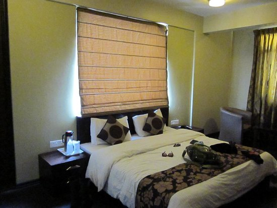 Hotel Pine Spring: double bed room