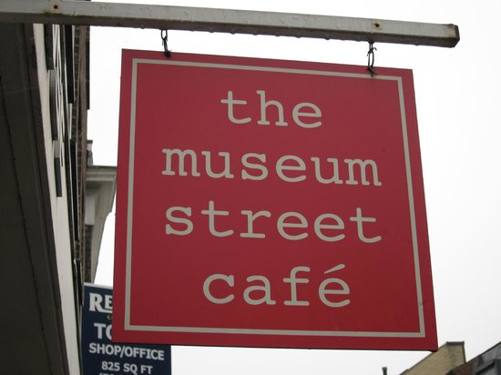 Museum St Cafe: The Museum Street Cafe