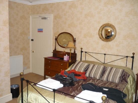 St. Vincent House: nice bedroom