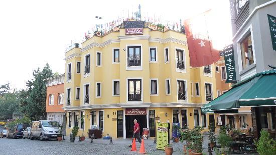Alaturka Hotel : Loved it