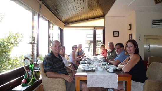 Alaturka Hotel : Great Breakfasts