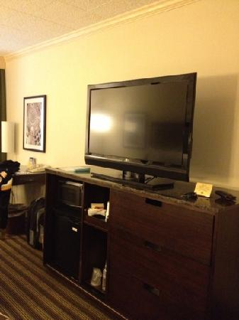 BEST WESTERN PREMIER The Central Hotel & Conference Center: 42 inch TV