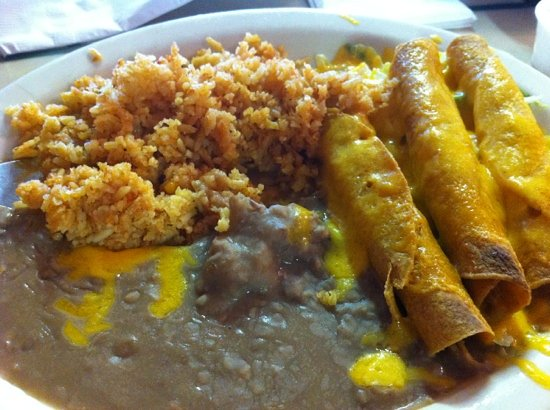 Magaly's Mexican Restaurant: fresh from the freezer