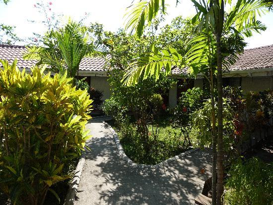 Hotel Samara Pacific Lodge: Rooms located in quieter area away from pool