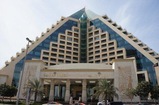 Raffles Dubai: Raffles