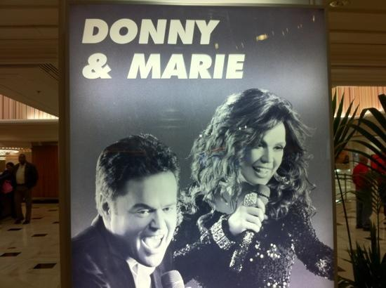 Donny and Marie: Don't miss it!