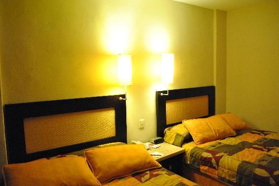 Hotel Terranova: Habitación