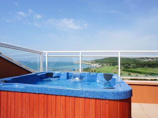 Sunway Playa Golf Hotel & Spa: Spa (jacuzzi)