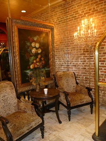 Quarter House Resort: Lobby