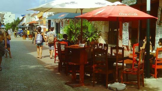 Playa Norte: Shopping & Dinner of Hildalgo St