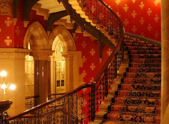 St. Pancras Renaissance Hotel London: The Grand Staircase