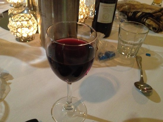 Brown Sugar: A great glass of red
