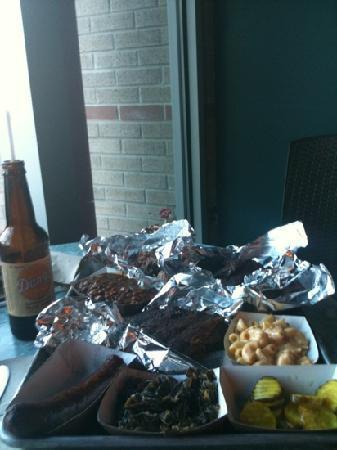Pork Barrel BBQ: The Big Feed & Butterscotch Root Beer