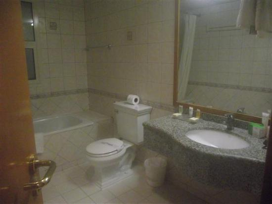 Winchester Grand Hotel Apartments: bathroom