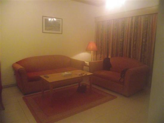 Winchester Grand Hotel Apartments: sitting room