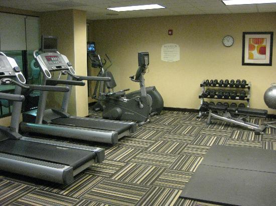 Residence Inn Birmingham Downtown at UAB : Fitness