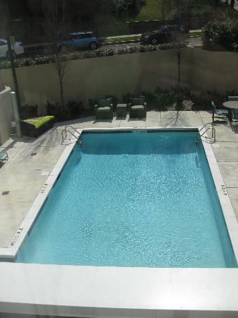 Residence Inn Birmingham Downtown at UAB : Outdoor Pool