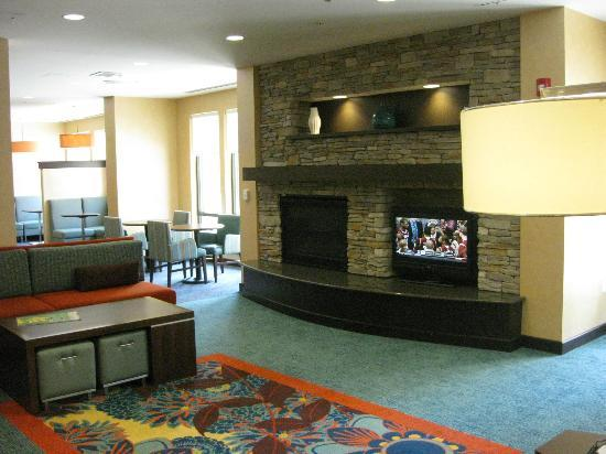 Residence Inn by Marriott Birmingham Downtown at UAB: Lounge