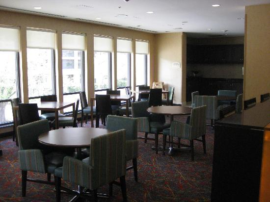 Residence Inn Birmingham Downtown at UAB: Lounge