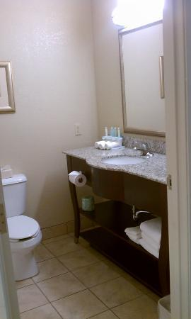 Holiday Inn Express & Suites Columbus East : Bathroom