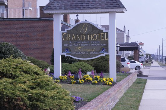 The Grand Hotel : The Grand Hotle,Cape May, New Jersey