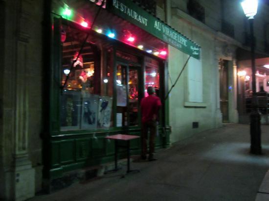 Au Virage Lepic Paris Montmartre Restaurant Reviews